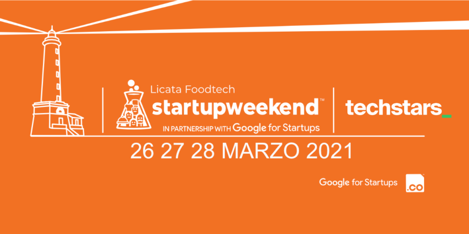 "Startup Weekend Licata "" Food Tech Edition"""